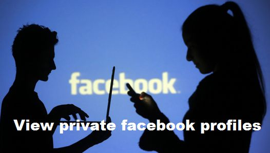 How To View Private Facebook Profiles Viewer Without Being A Friend