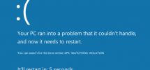Fix DPC WATCHDOG VIOLATION Error in Windows [5 Methods]