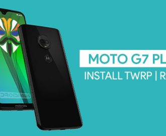 Moto G7 Plus Root and TWRP