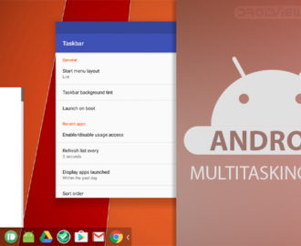 5 Best Multitasking Apps or App Switchers for Android