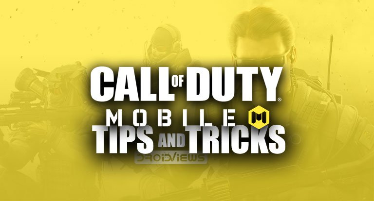 call of duty tips