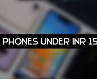 Best Android Phones Under INR 15000 in India