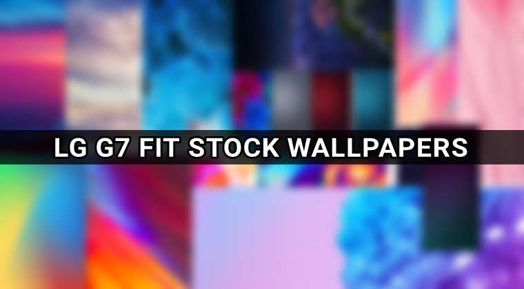 Download LG G7 Fit Wallpapers (QHD+
