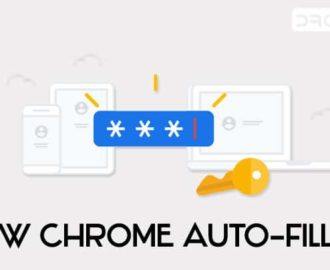 Enable Chrome's New Autofill UI for Address, Payment and Passwords