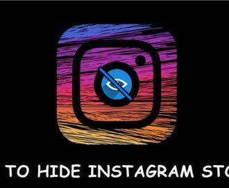 hide instagram cover