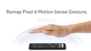 How to Remap Pixel 4 Motion Sense Gesture
