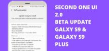 one ui 2.0 galaxy s9