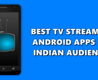 Best TV Shows Streaming Apps for Indian Users