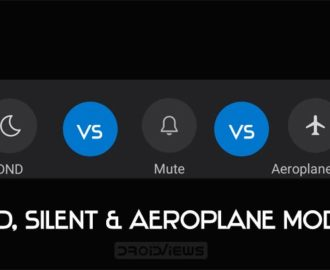 Do Not Disturb vs Silent vs Airplane Mode: How do they differ?