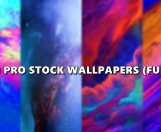 Download Blu G9 Pro Stock Wallpapers (Full HD+)