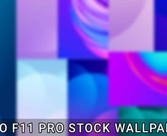 Download Oppo F11 Pro Stock Wallpapers