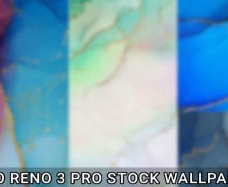 oppo reno 3 pro wallpapers