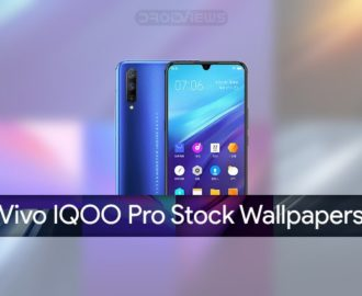 Vivo iQOO Pro wallpapers