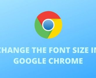 How to Change Font Size in Google Chrome for Android