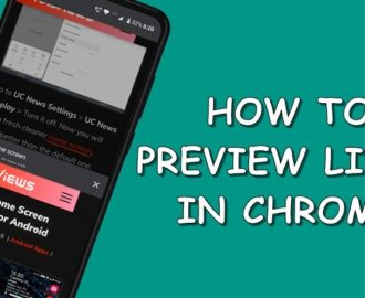How to Preview any Link Before Opening in Chrome for Android