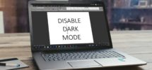 How to Turn off Dark Mode in Microsoft Excel, Word, and PowerPoint