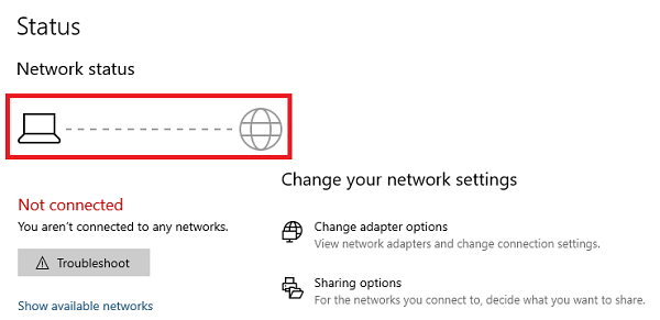 How to Fix Ethernet connection in Windows 10