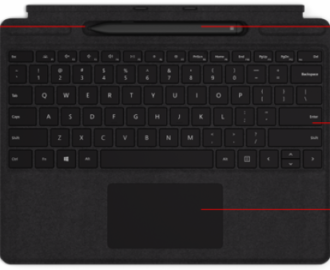 How to set up and use Surface Pro X Signature Keyboard