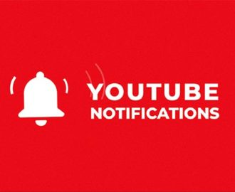 schedule youtube notifications