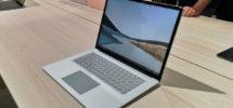 Surface Laptop 3 vs Surface Laptop 2