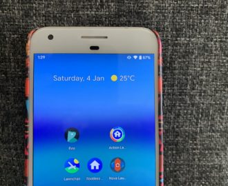 5 Best Pixel Launcher Alternatives on Android