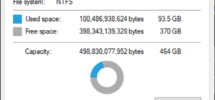 DISM fails with error 112 when NTFS compression is enabled in WinPE 10