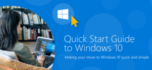 Download Quick Start Guide to Windows 10 from Microsoft