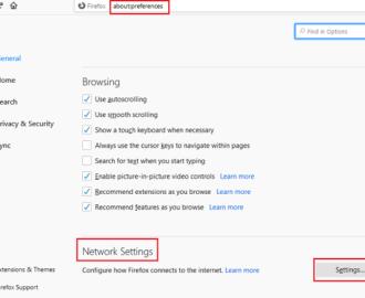 Fix SEC_ERROR_BAD_SIGNATURE error in Firefox