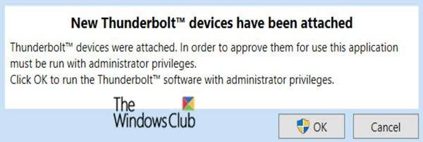 Thunderbolt Dock software has stopped working on Windows 10