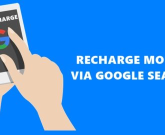 Google Search makes it easy to recharge your mobile