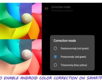 How to Enable Android Color Correction on any Smartphone