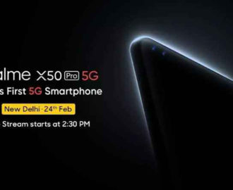 Realme X50 Pro 5G Coming To India With A Perfectly Pointless 5G Compatibility