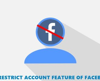 What is Facebook's Restrict Account feature and how to use it