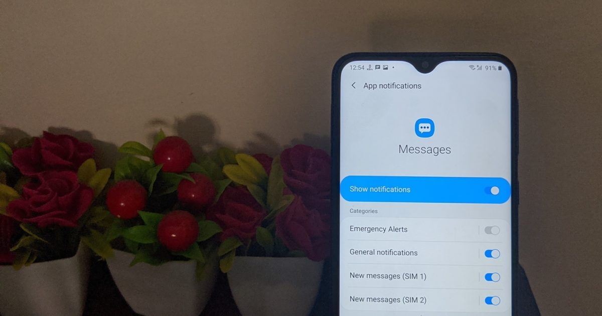 10 Best Fixes for Text Messaging Sound Not Working on Android