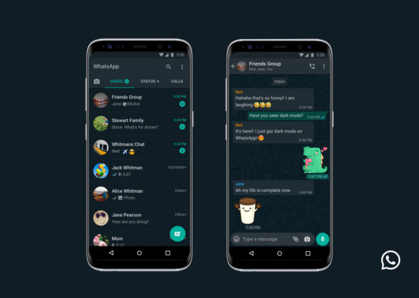 How to enable Dark Mode on WhatsApp for Android & iPhone