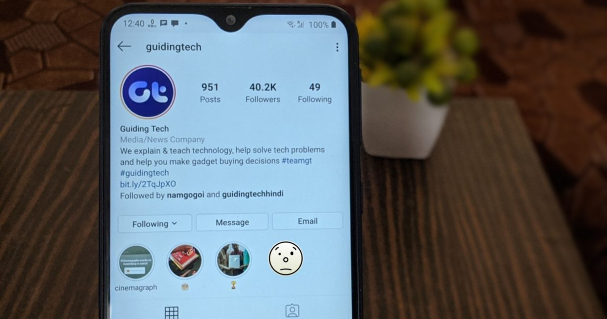 Top 9 Fixes for Instagram Story Highlights Not Loading Issue