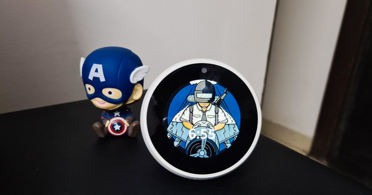 How to Add Photos and Pictures to Amazon Echo Spot