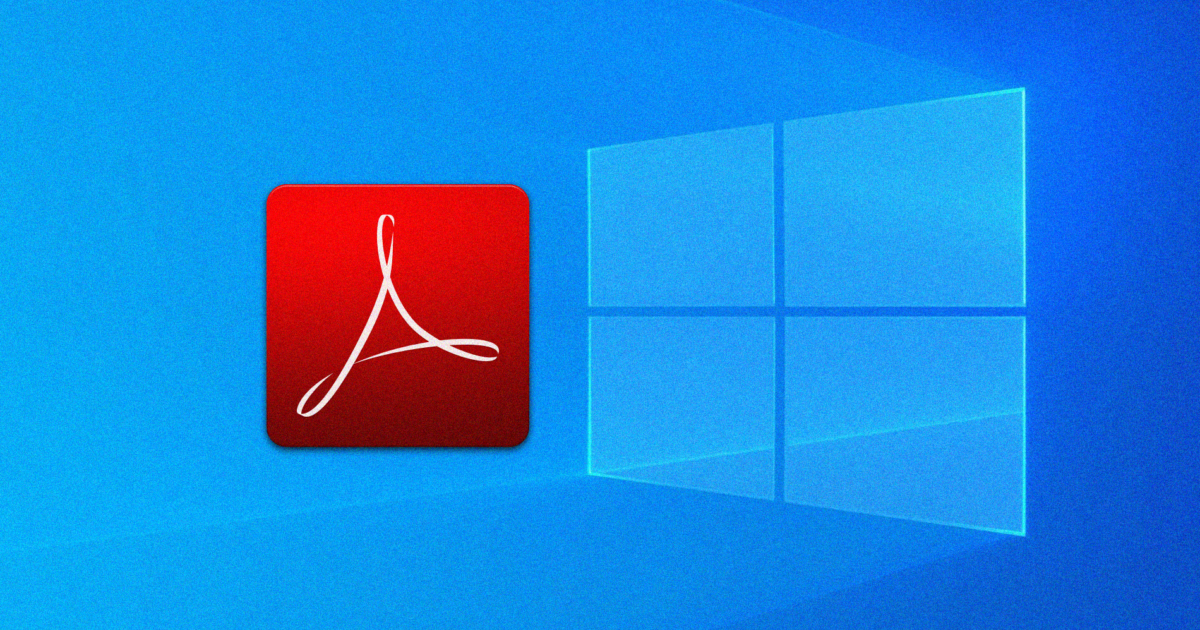 How to Fix Adobe Acrobat DC and Reader DC Missing Icon Issue
