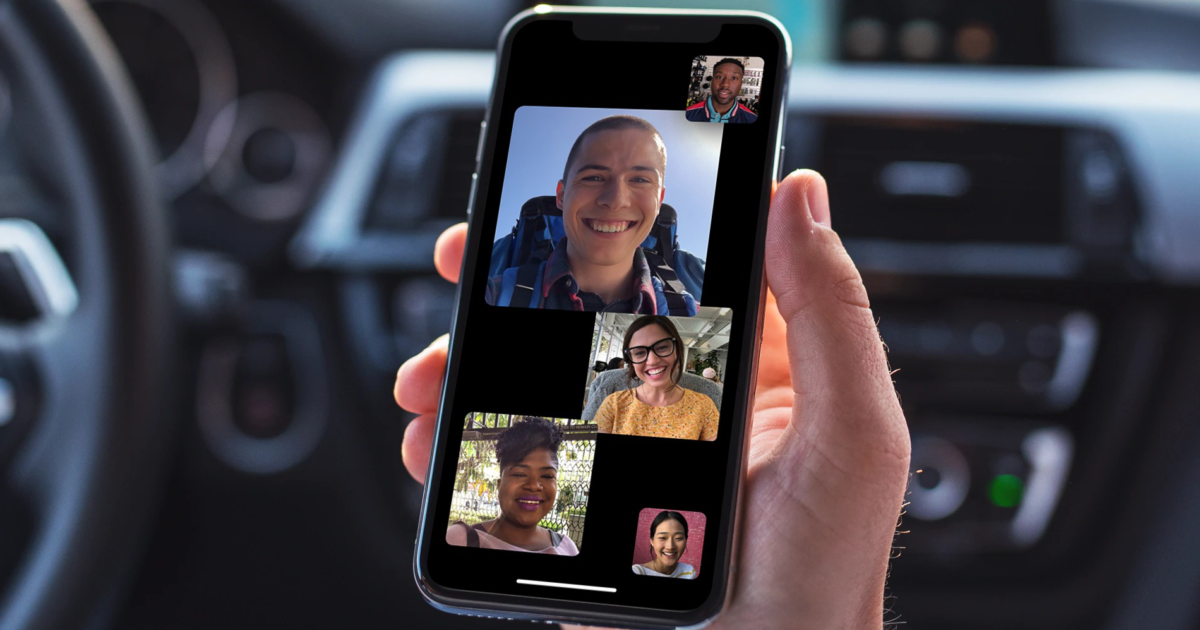 How to Stop Tiles From Resizing or Moving Around in Group FaceTime