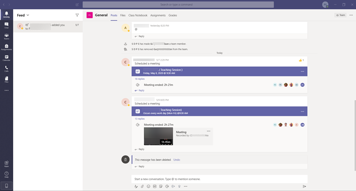 List of Microsoft Teams keyboard shortcuts to help you work efficiently