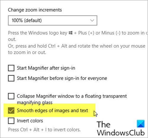 Remote Desktop Services causes High CPU in Windows 10 when using Magnifier app