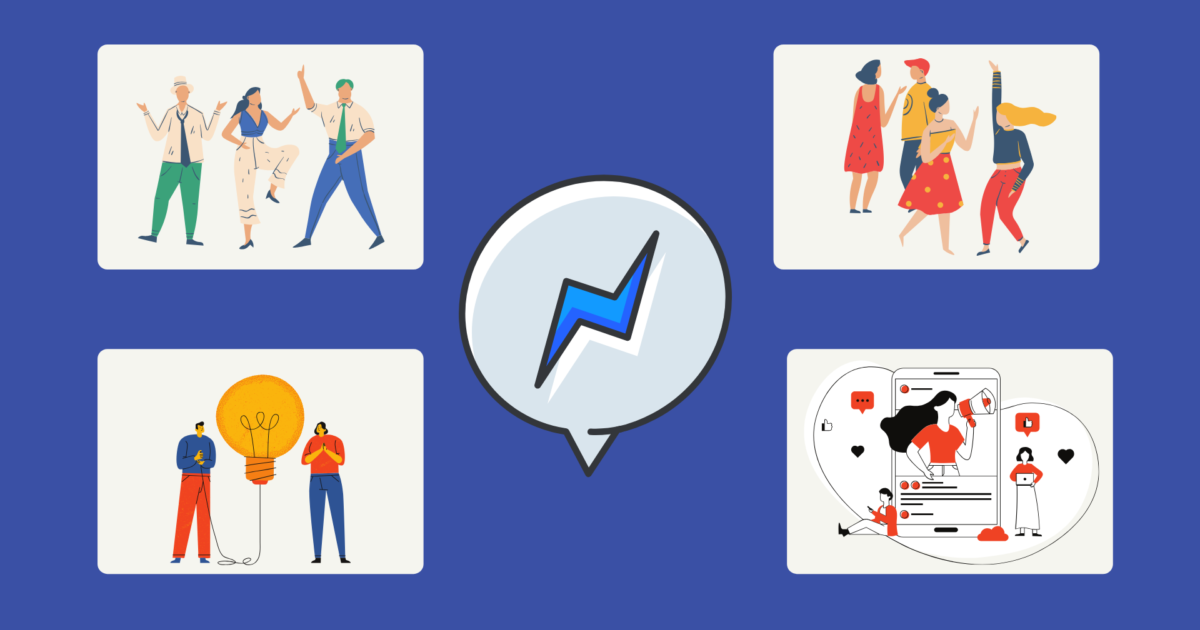 Top 11 Facebook Messenger Rooms Things That You Should Know