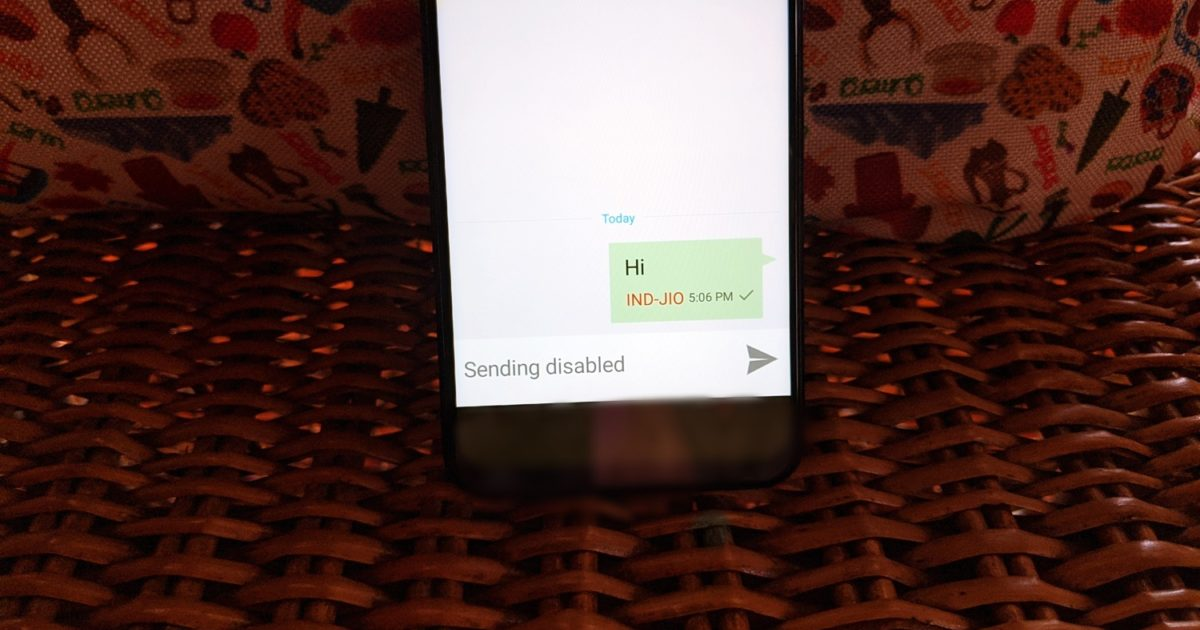 Top 7 Fixes for Message Sending Disabled in Android