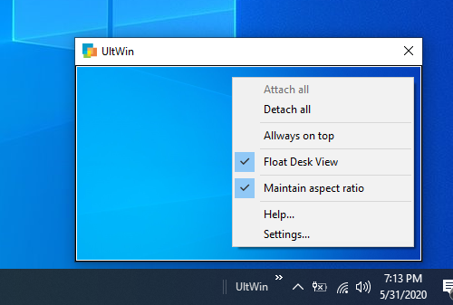 UtlWin helps you easily switch between multiple tasks on your Windows computer