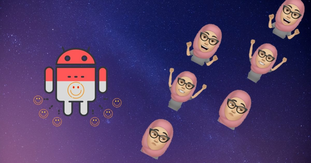 A Complete Guide to Making an Emoji of Yourself on Android