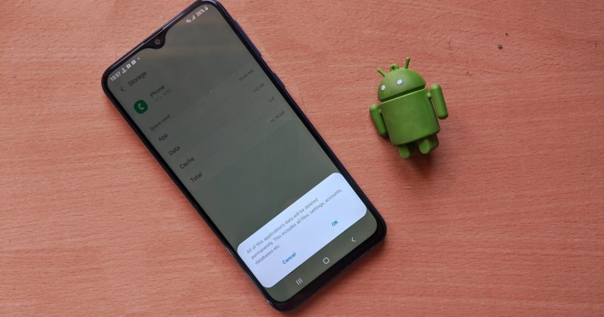 What Happens When You Clear Data of an Android App: Popular Apps Explained