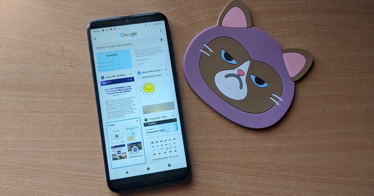 A Complete Guide to Grouping Tabs in Google Chrome on Mobile
